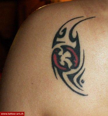 bio-babies Tattoo by The Tattoo Studio. Tattooed at The Tattoo Studio, Ueberdeckung Bio Tattoo